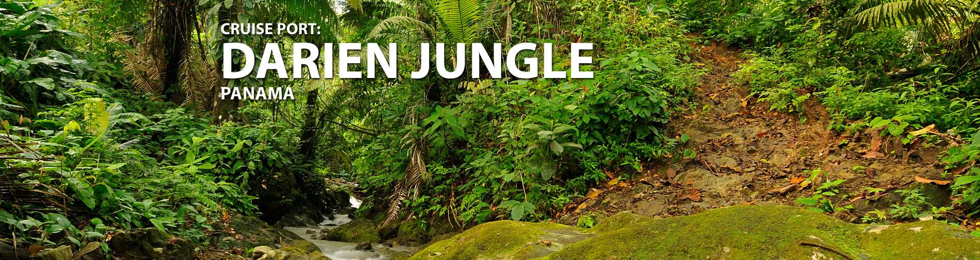Cruises to Darien Jungle, Panama