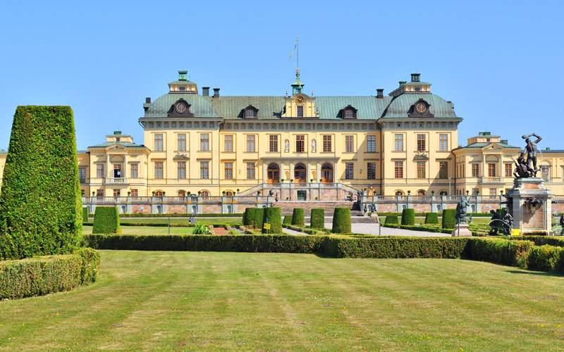 Drottningholm Stockholm Sweden