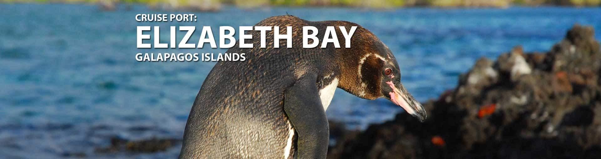 Cruises to Elizabeth Bay (Isabela), Galapagos