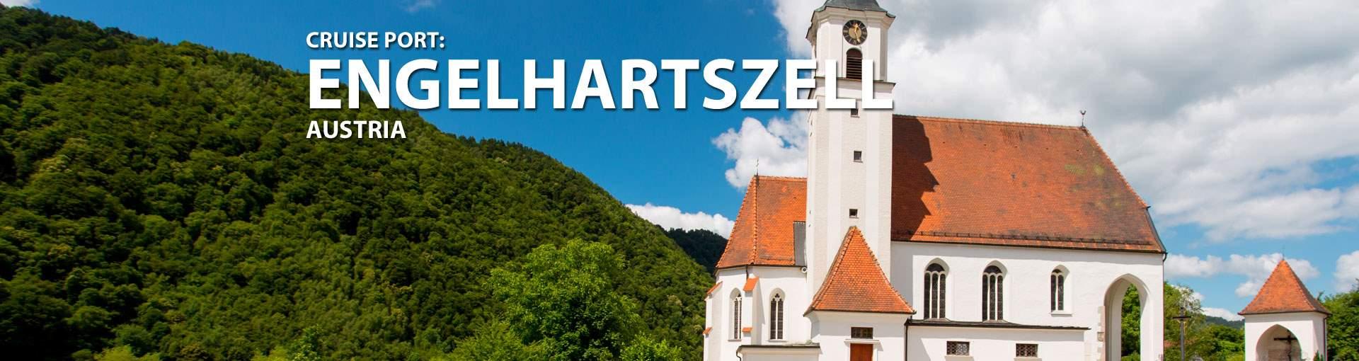 Cruises to Engelhartszell, Austria