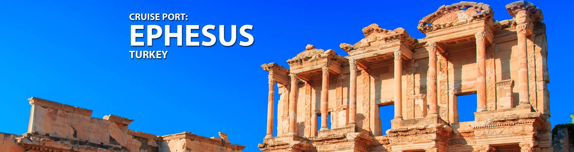 Cruises to Ephesus, Turkey