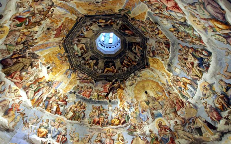 Europe Cruisetours, The Judgment Day, Florence