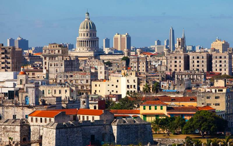 Fathom Cuba Cityscape