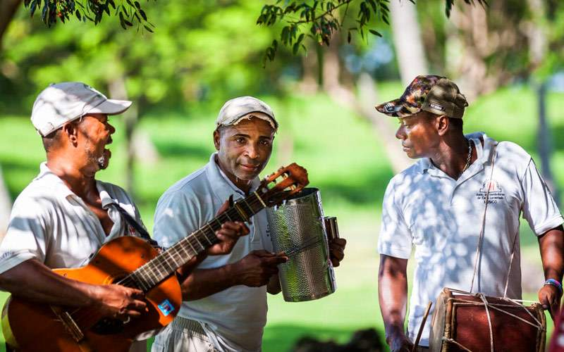 Fathom Cuban Musicians