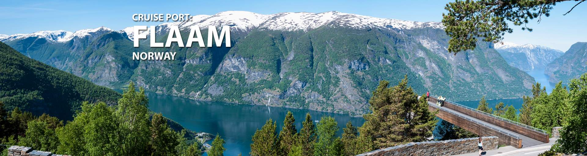 Cruises to Flaam, Norway