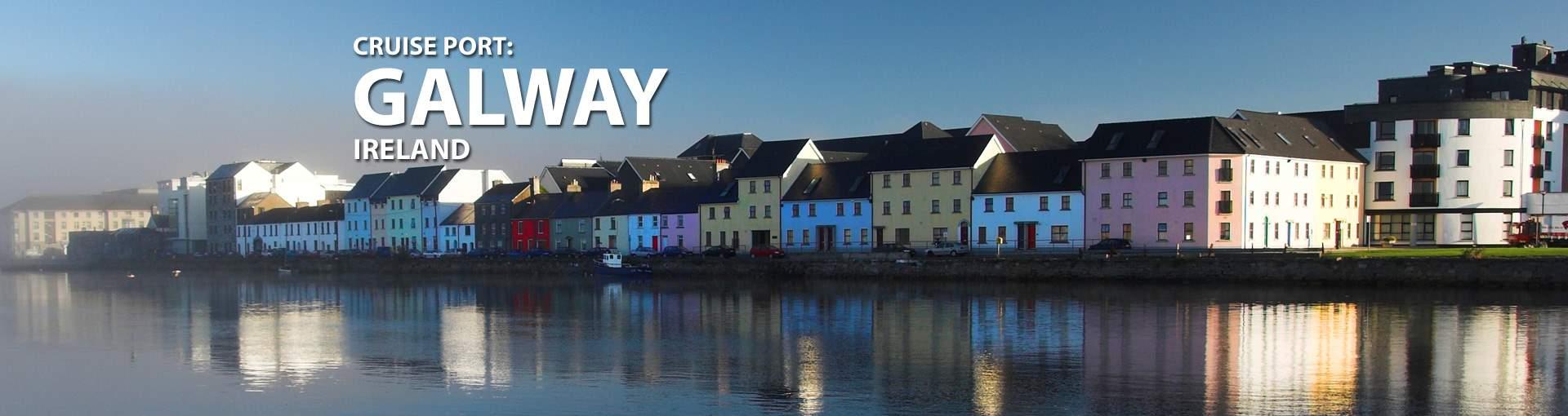 Cruises to Galway, Ireland