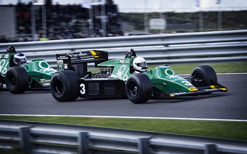 Visit the Motorsports Hall of Fame