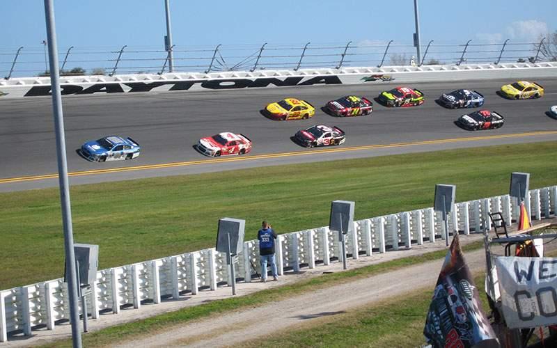 Iconic NASCAR tracks, Daytona International Speedw