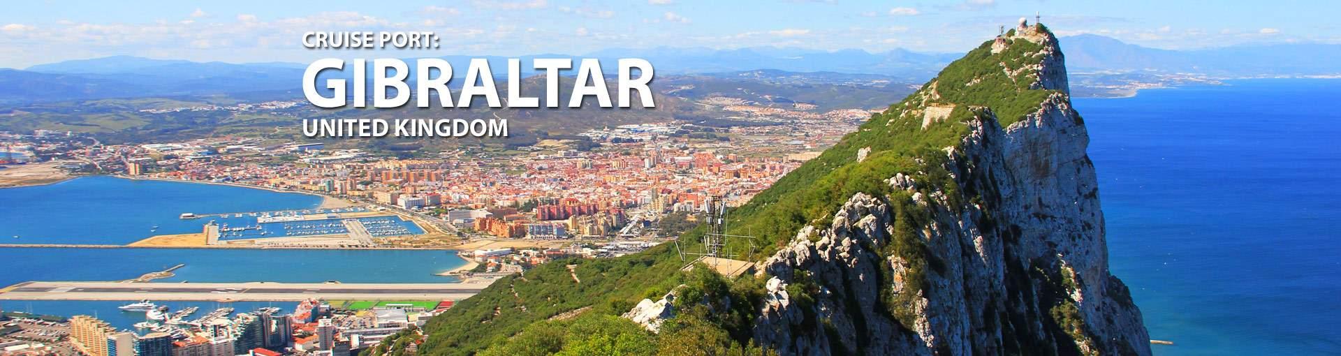Gibraltar, British Territory Cruise Port