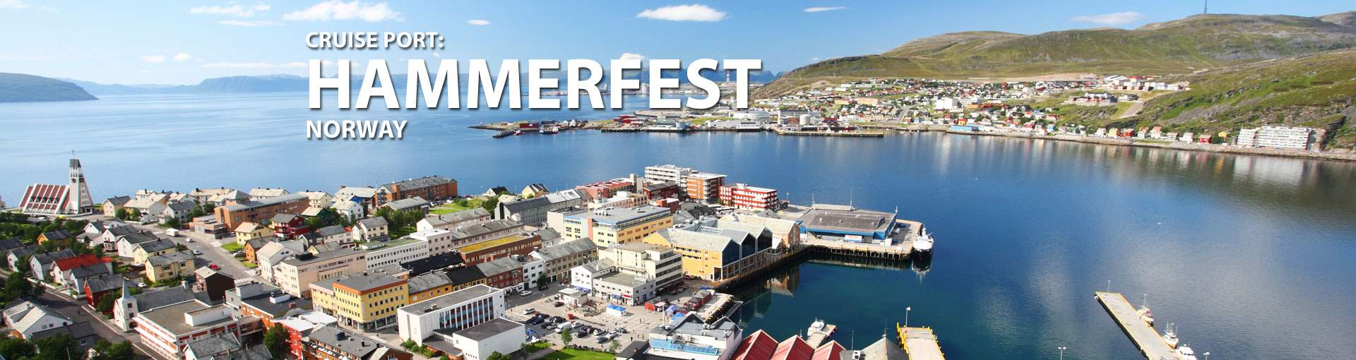 Cruises to Hammerfest, Norway