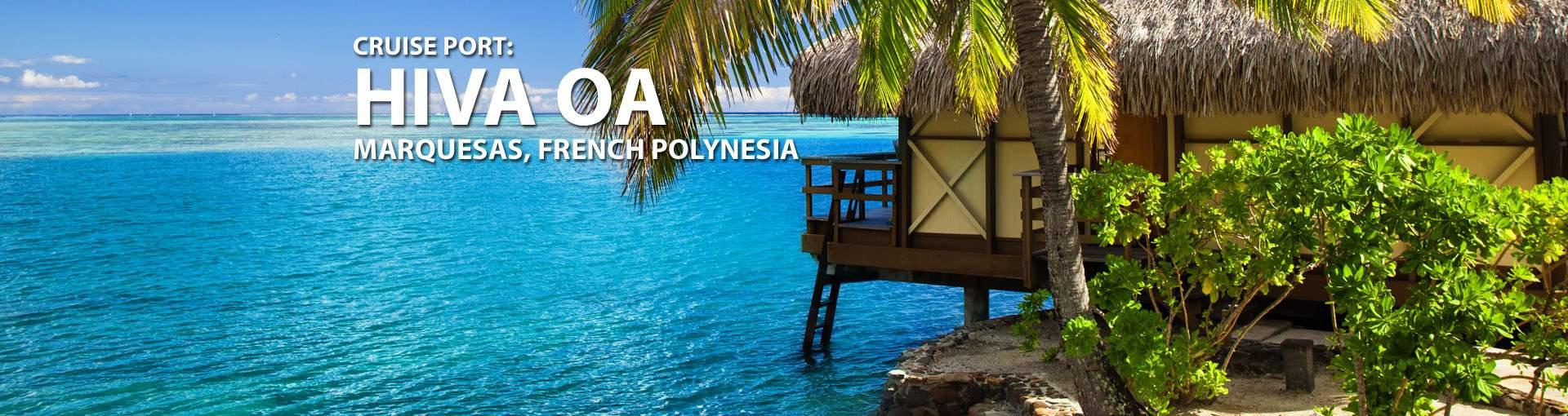 Cruises to Hiva Oa, Marquesas, French Polynesia