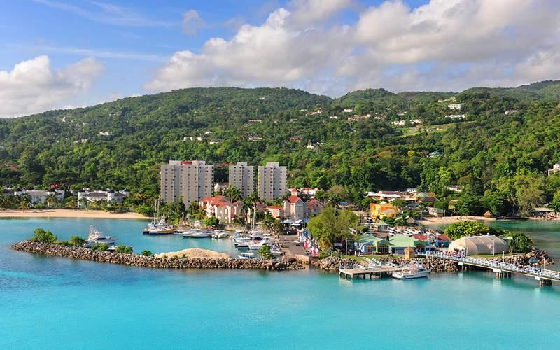 Ocho Rios, Jamaica Holland America Caribbean