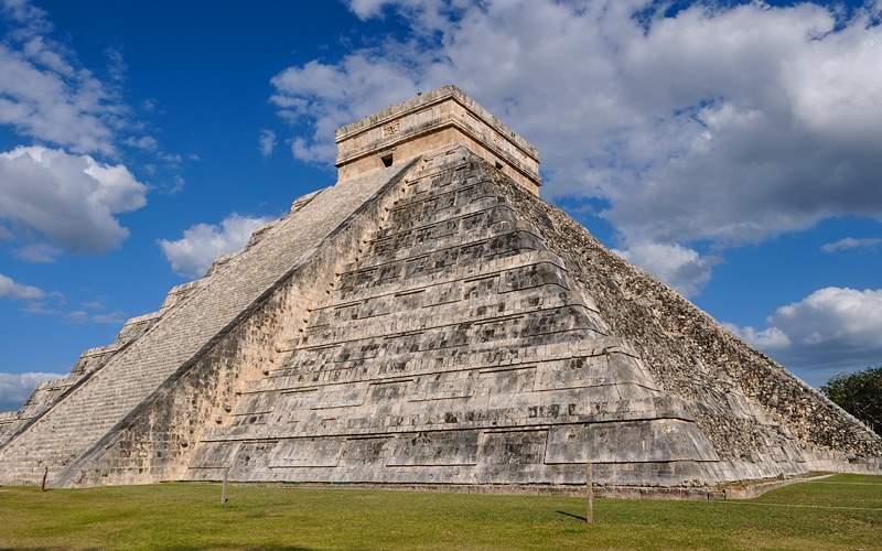 Chichen Itza Mayan Ruin Holland America Caribbean