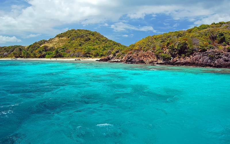 Tobago Cays, St Vincent Holland America