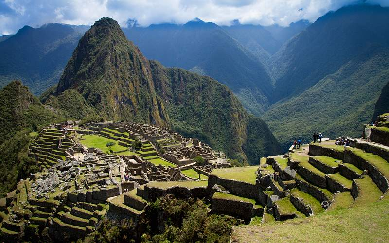 Macchu Picchu and Huayna Picchu Holland America
