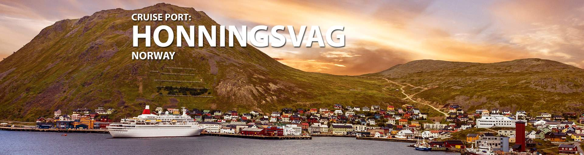 Cruises to Honningsvag (North Cape), Norway