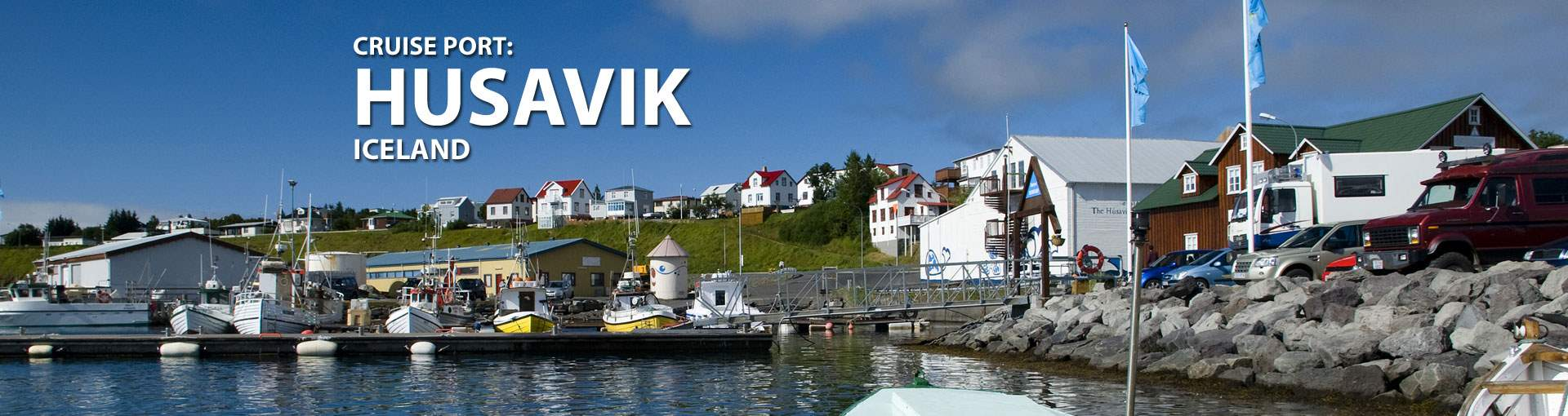 Cruises to Husavik, Iceland