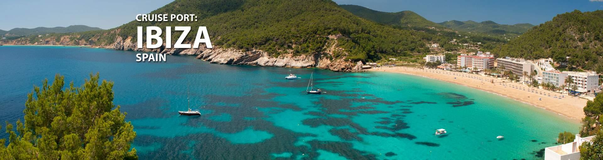 Cruises to Ibiza, Spain