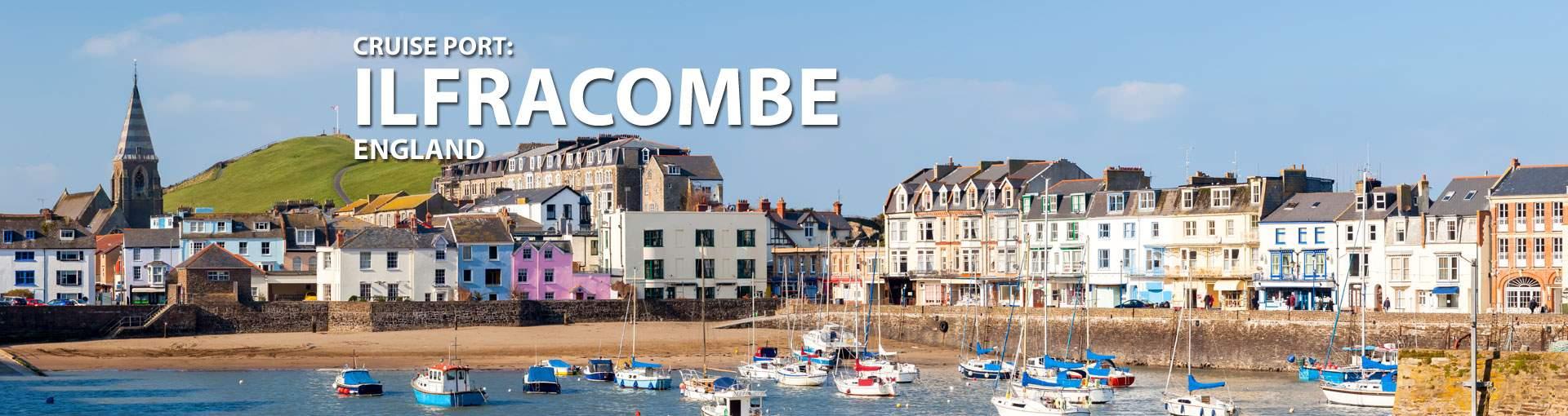 Cruises to Ilfracombe, England