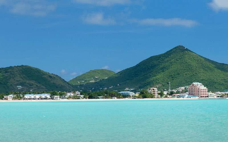 Philipsburg St Maarten Regent Seven Seas Caribbean