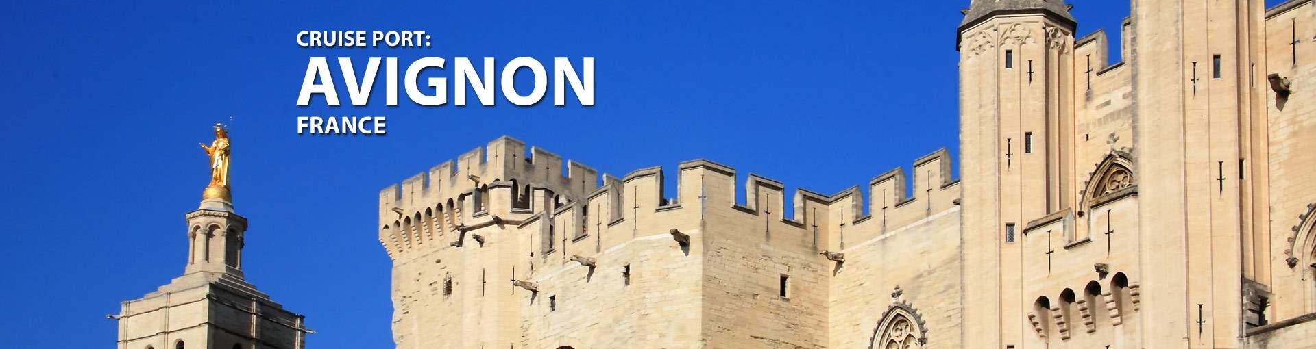 Cruises from Avignon, France