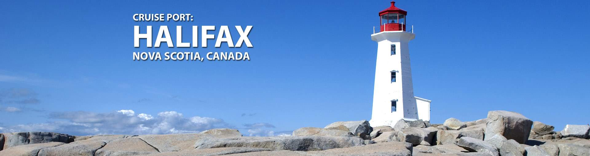 Cruises from Halifax, Nova Scotia