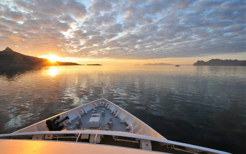 Silversea Explorer on an Antarctica expedition