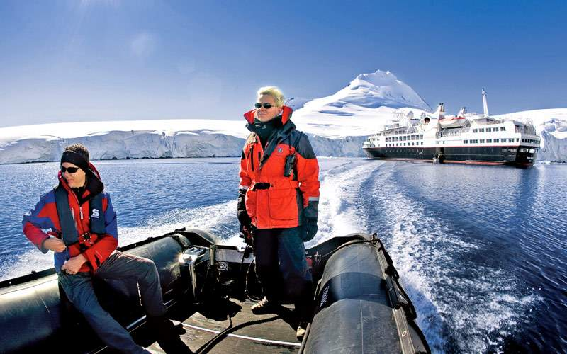 Silversea Explorer expedition to Antarctica