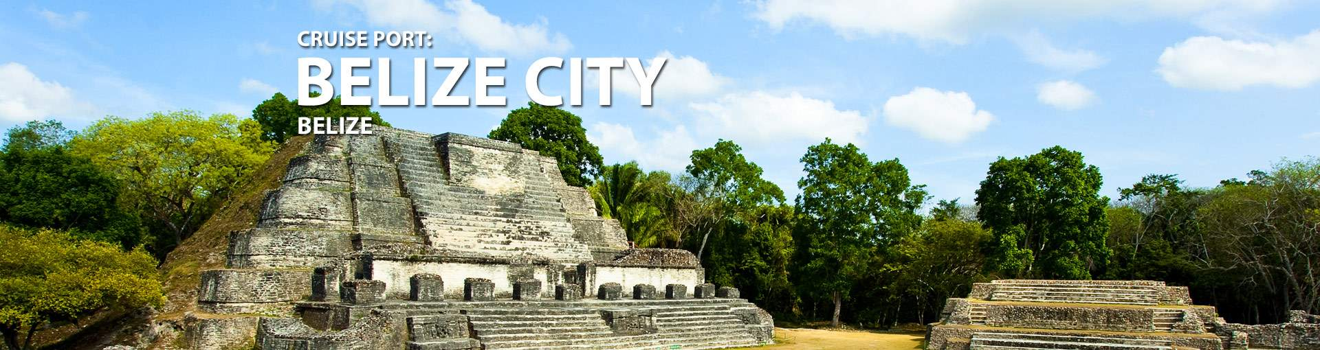 Cruises to Belize City, Belize
