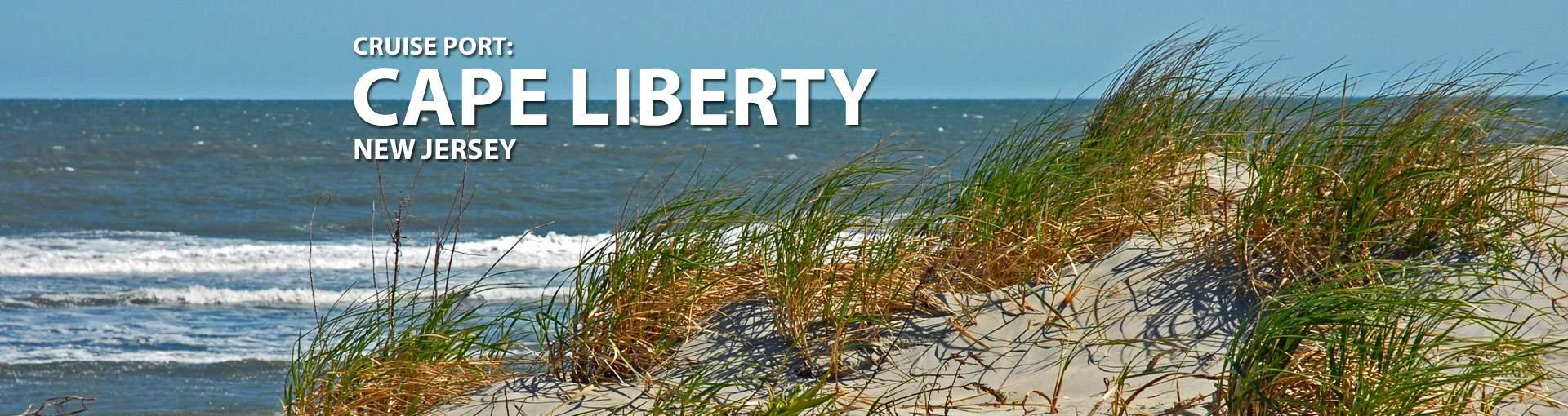 Cruise Port: Cape Liberty (Bayonne), New Jersey
