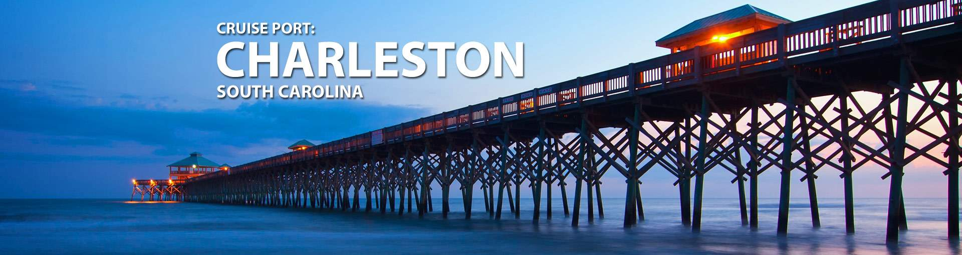 Charleston South Carolina Cruise Port And Cruises From - Charleston sc cruise port