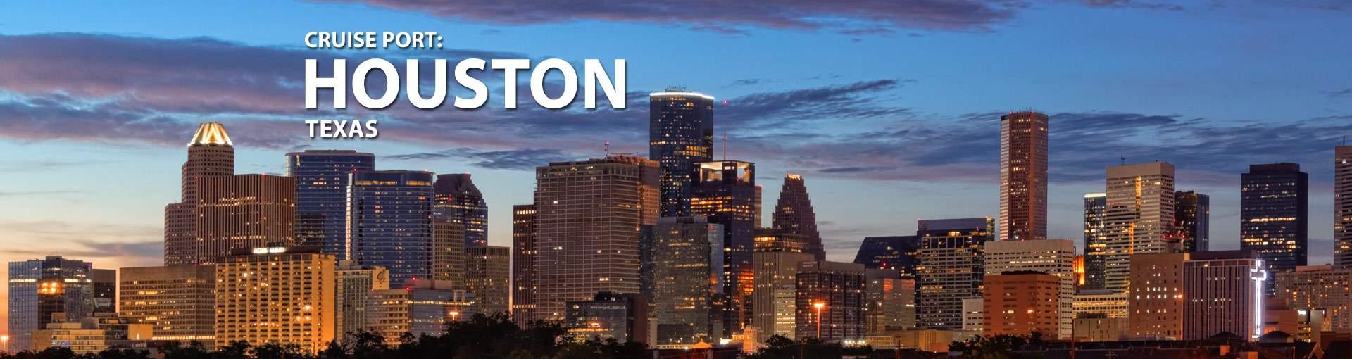 Cruise Port: Houston, Texas