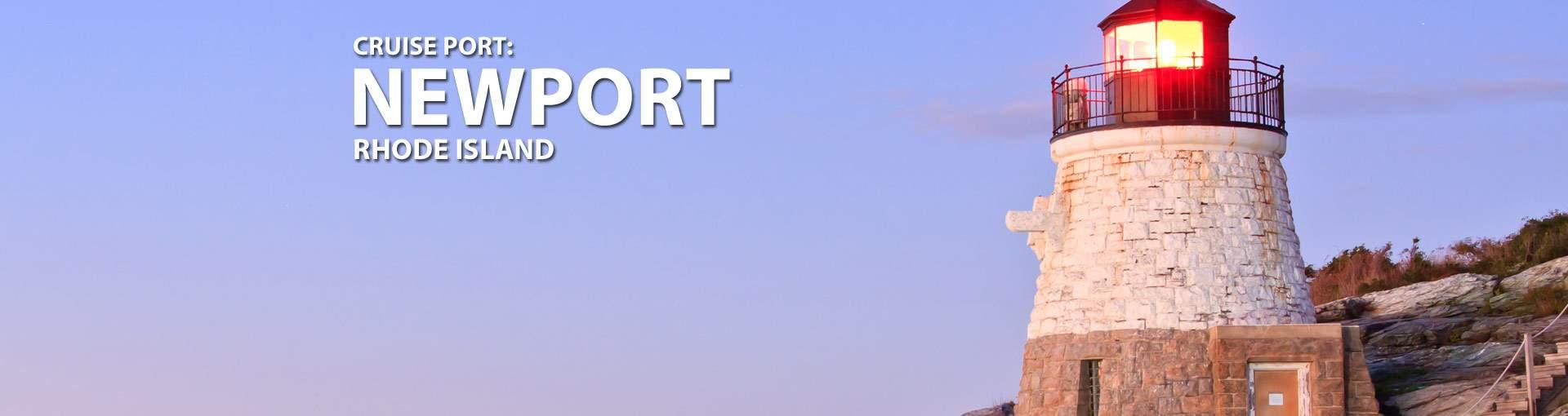 Cruise Port: Newport, Rhode Island