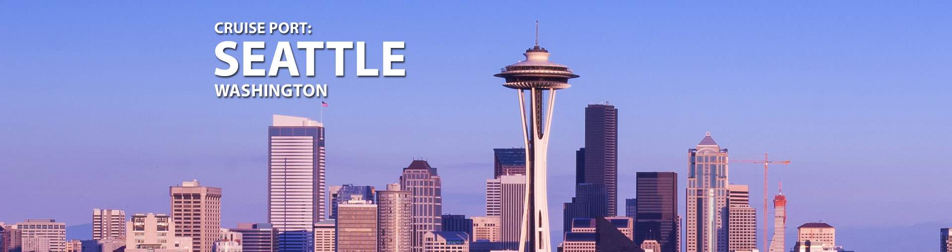 Seattle Washington Cruise Port And Cruises From - Cruises from seattle