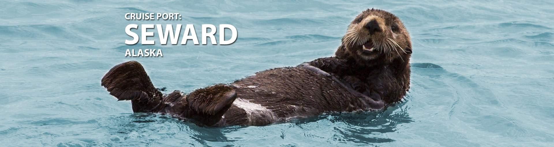 Cruise Port: Seward, Alaska
