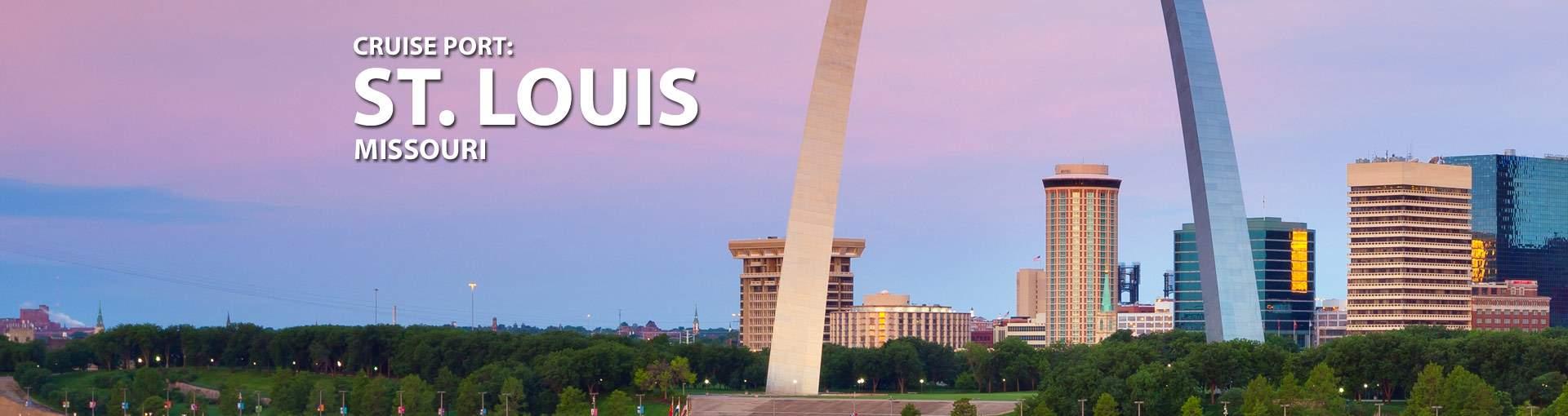 Cruise Port: St. Louis, Missouri