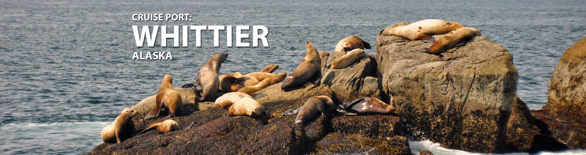 Cruise Port: Whittier, Alaska