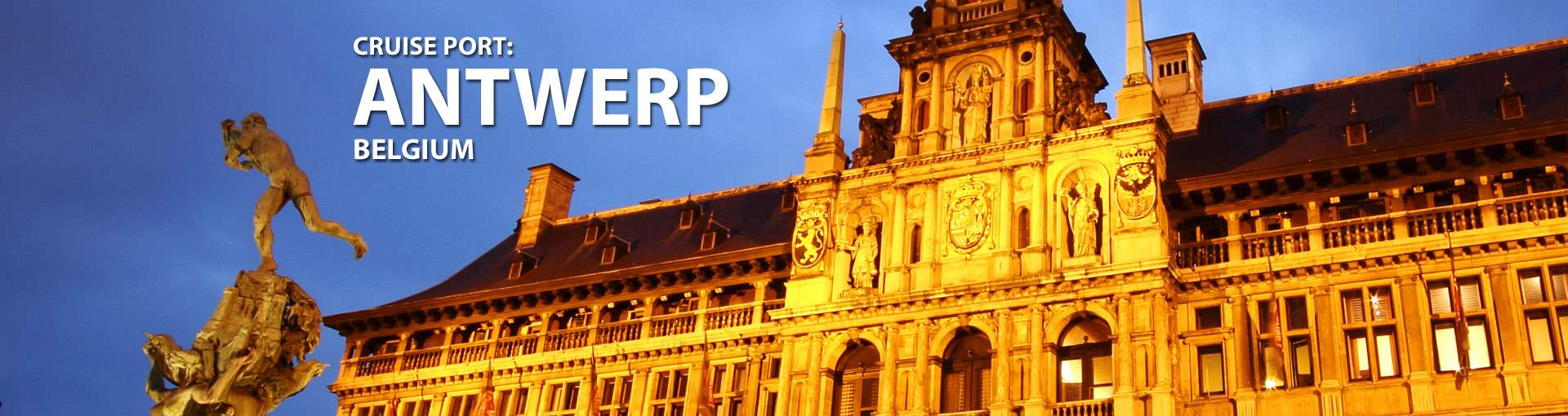 Cruises from Antwerp, Belgium