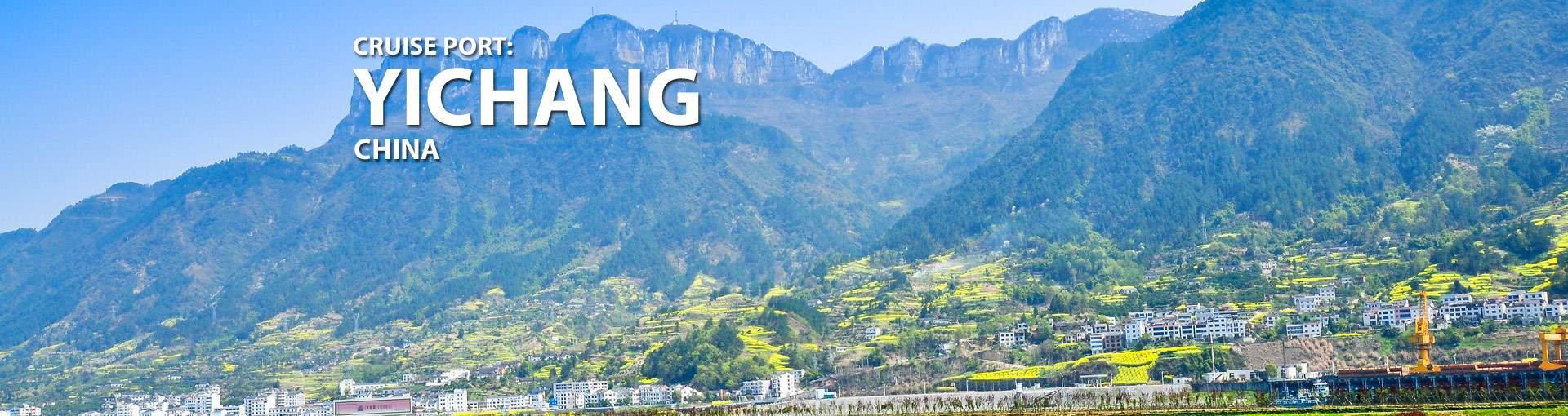 Cruises from Yichang, China