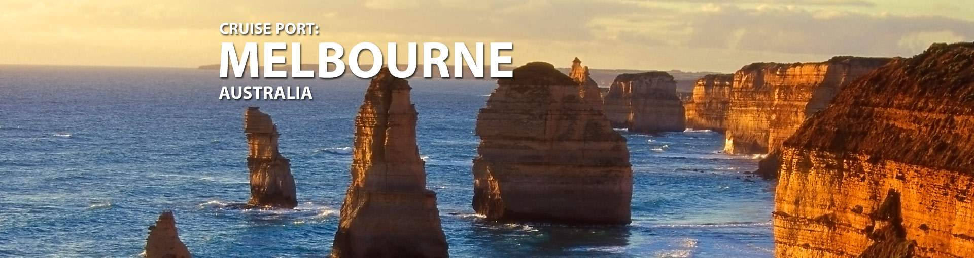 Cruises from Melbourne, Australia