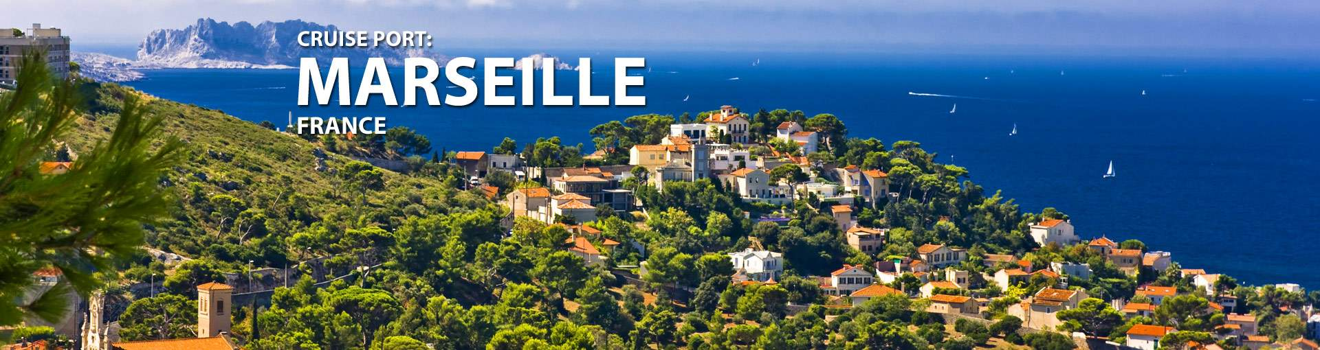Cruises from Marseille, France