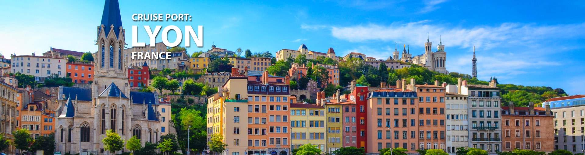 Cruises from Lyon, France
