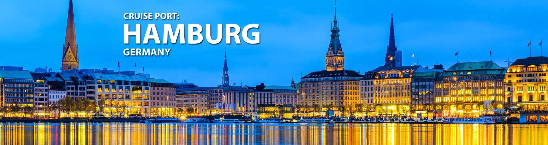 Cruises from Hamburg, Germany