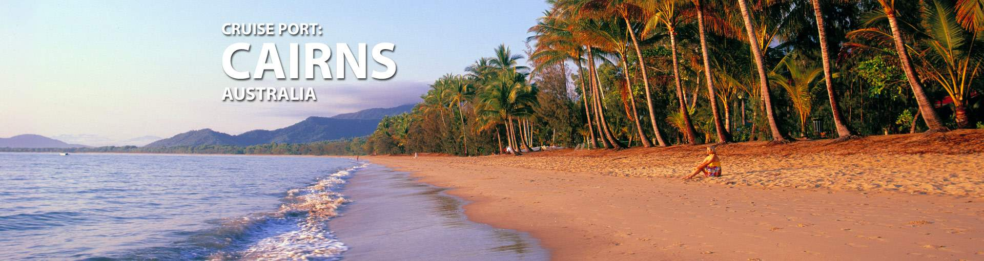 Cruises from Cairns, Australia