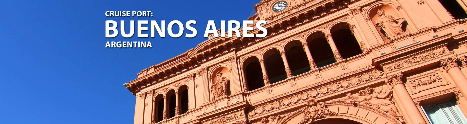 Cruises from Buenos Aires, Argentina