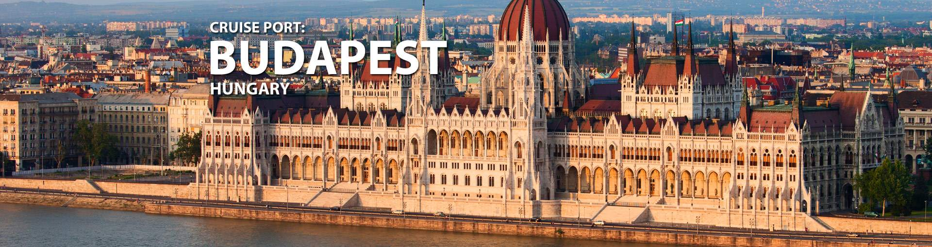 Cruises from Budapest, Hungary