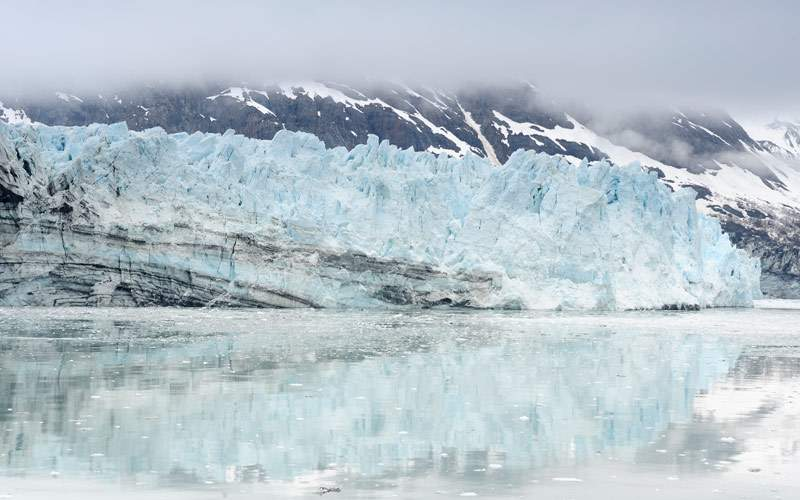 The magnificent glaciers of Glacier Bay