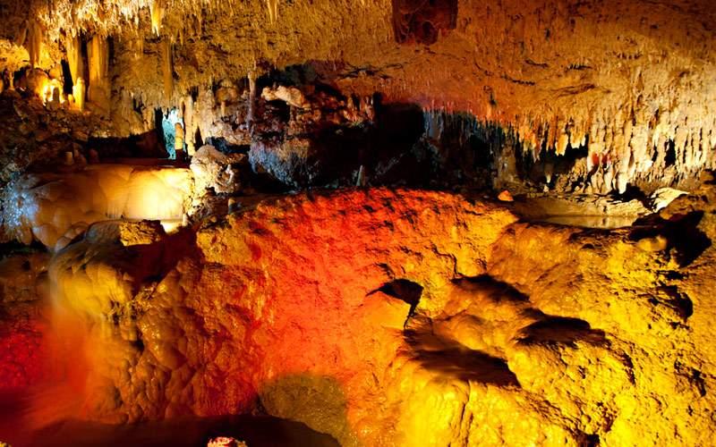 Harrison Cave in Barbados