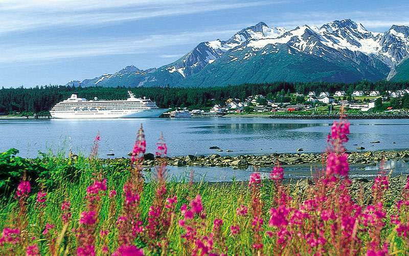 Image result for CRYSTAL CRUISES ALASKA