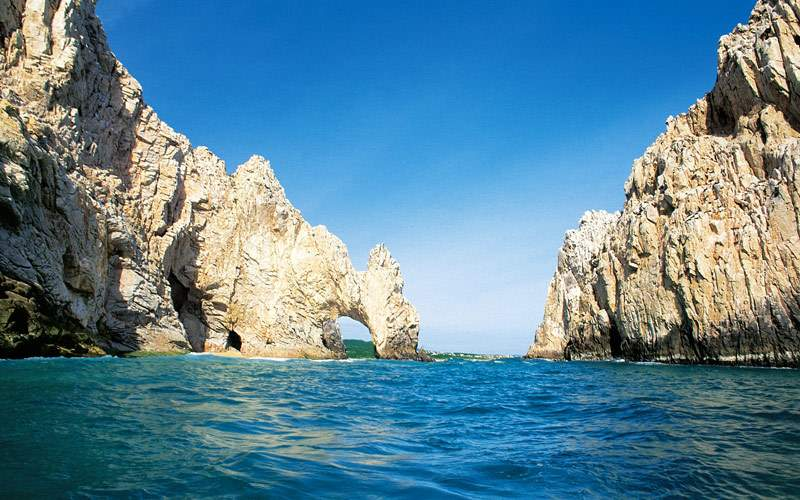 Cabo Lands End rocks in Cabo San Lucas